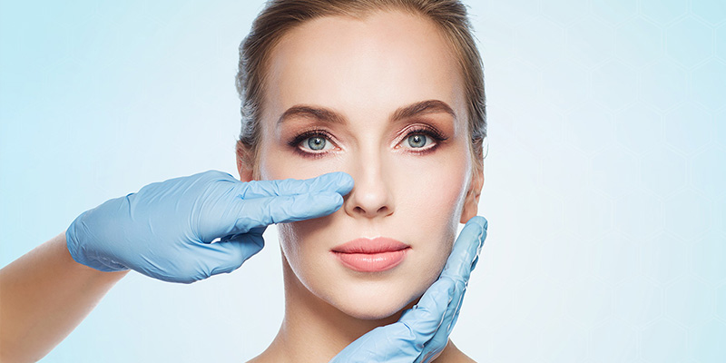Candidate Rhinoplasty Refine Cosmetic Clinic